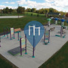 Mechanicsburg (PA) - Outdoor Fitnessanlage - Adventure Park