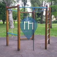 Modena - Workout Station - Parco Giovanni Amendola Nord