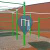 Krosno - Parc Street Workout - Stadion K.S. Karpaty
