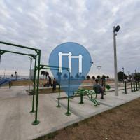 Gimnasio al aire libre - Montevideo - Outdoor Gym Plaza Juan Angel Silva