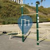 Parcours Sportif - Long Beach - Outdoor Fitness Long Beach Bike Path