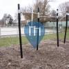 Outdoor Gym - Toronto - Sadra Trail Park Calisthenics Equipment