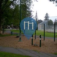 Hampstead (Québec) - Palestra all'Aperto - Councillors Park