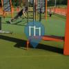 уличных спорт площадка - Бобиньи - Mouv'roc