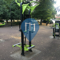 London - Outdoor Fitnessstationen - Brimmington Park