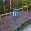 Versoix - Outdoor Fitness Trail - Cabane Des Bûcherons