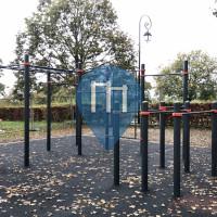 徒手健身公园 - 热诺利耶 - Parc de Street Workout Genolier