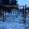 Zvolen - Calisthenics Stations - Zlaty potok street workout