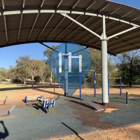 Public Pull Up Bars - Alice Springs - Alice Springs Outdoor Gym