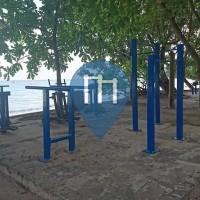 Beau Vallon, Seychelles - Parco Calisthenics