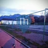 La Roche-sur-Foron - Street Workout Park