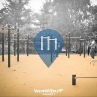 Montreuil - Calisthenics Park - Parc des Beaumonts
