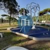 Calisthenics-Stationen - Rom - Calisthenics spot Viale delle Olimpiadi