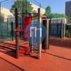 Barras dominadas - Meudon - Aire de fitness AirFit