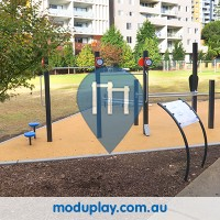 Parramatta - Calisthenics Geräte - Jubilee Park - Moduplay