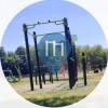 Воркаут площадка - Флёрюс - Street Workout Park Fleurus