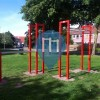 Drachten - Parc Street Workout - Ijslander