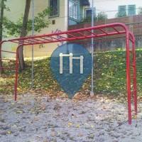 Triesting -  Воркаут площадка - уличных спорт площадка