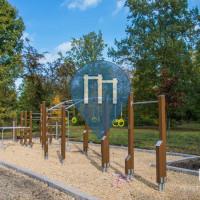 Gliwice - Calisthenics Stations - Park Chrobrego Calisthenics