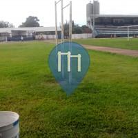Rolandia - Calisthenics Gym - Estádio Erich George