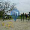 Nové Zámky - Calisthenics Park - Čerešňová