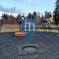 Calisthenics-Stationen - Lahti - Liipola outdoor training spot