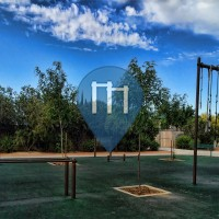 Las Vegas - Calisthenics Stations - Children Memorial Park