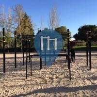 Getafe - Calisthenics Park - Parque de Castilla