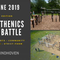 Calisthenics City Battle 8