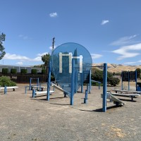 Street Workout Park - Milpitas - Calisthenics Gym Sinnot Park