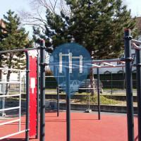 Mulhouse - Calisthenics Park - Drouot