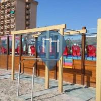 Lido Degli Scacci - Parque Street Workout