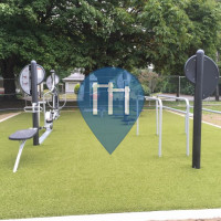 Seattle - Gym en plein air - Hiawatha Playfield
