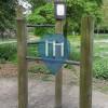 户外单杠 - 卡昂 - Parcours de Santé Parc de la Fossette