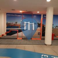 INDOOR - Copenhagen - Barra per trazioni all'aperto - Copenhagen Airport