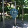 Salamanca - Calisthenics Park - Parque Huerta de los Jesuitas