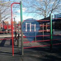 New York City - Fitness Facility - Francis Lewis Playground