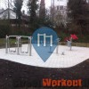 Hannover - Parc Street Workout - Vahrenwalder Park