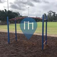 Barra per trazioni all'aperto - Brisbane - Outdoor Fitness Bob Gibbs Park - Springfield