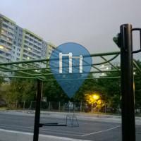 Bratislava - Parc Street Workout - No Limits park