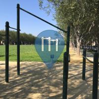 聖荷西 - 户外单杠 - Outdoor Fitness Mytizi Park