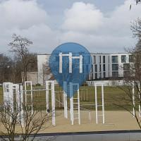 Вюрцбург - Воркаут площадка - Frauenland