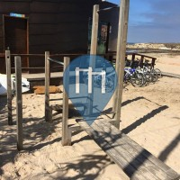Ferrel - Outdoor Gym - Praia do Baleal (Sul)
