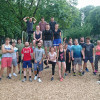 Haschwiese meets Schlachtplatz - Calisthenics Workout Wiesbaden