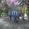 Brigittenau (Wien) - Calisthenics Park - Allerheiligenpark