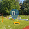 Gym en plein air - Groningue - SC Stadspark
