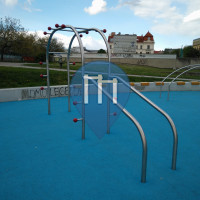 Donaufeld - Outdoor Gym - Bodenstedtgasse