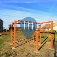 Rimavské Janovce - 徒手健身公园