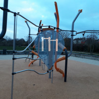 Troyes - Outdoor Gym - Parc des Deux Rives