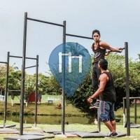 Dosquebradas - Outdoor-Fitnessstudio - Parque Lago De La Pradera